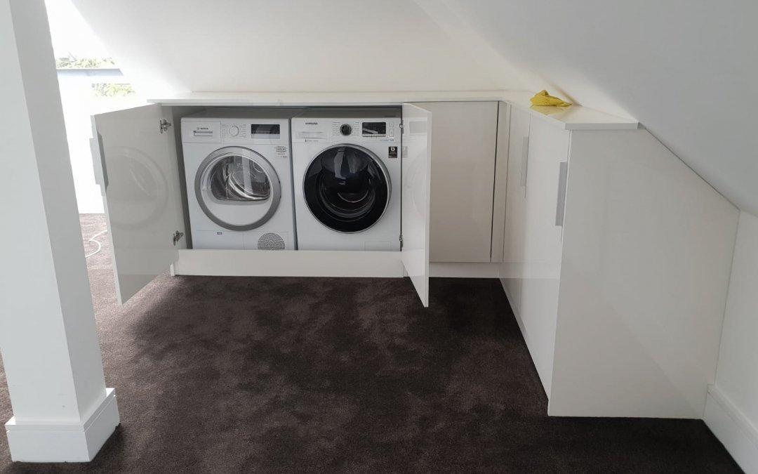 Built in Loft wardrobes in Stanmore – Harrow