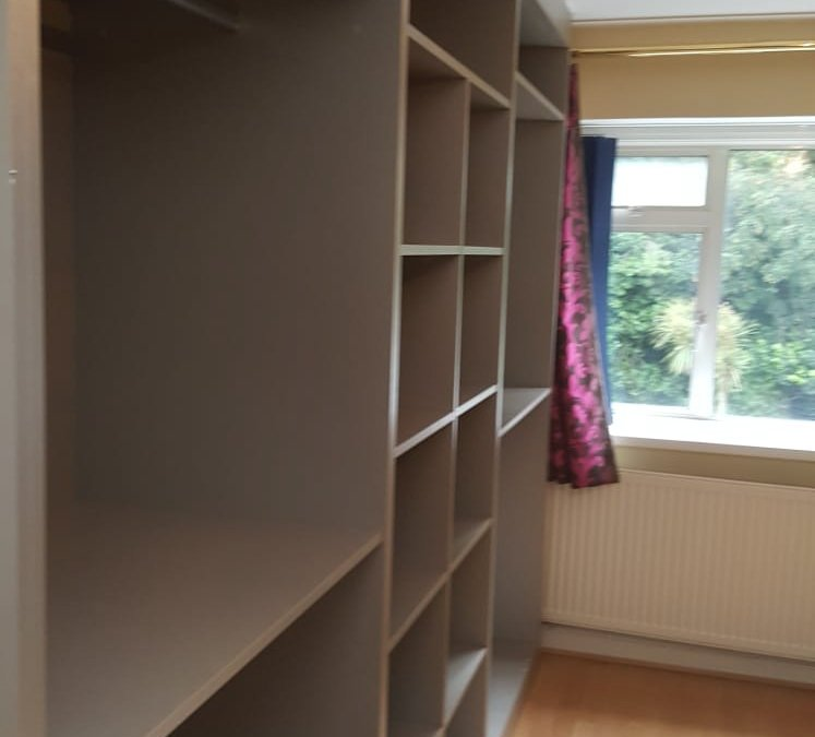 Built in wardrobes Borehamwood Hertfordshire