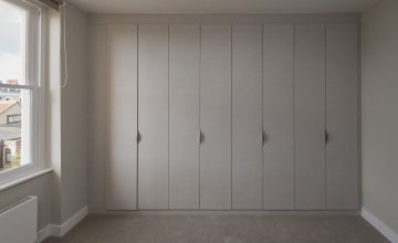 Fitted wardrobes chelsea