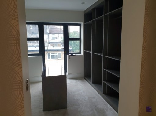 Walk-In Wardrobe Wembley – Brent